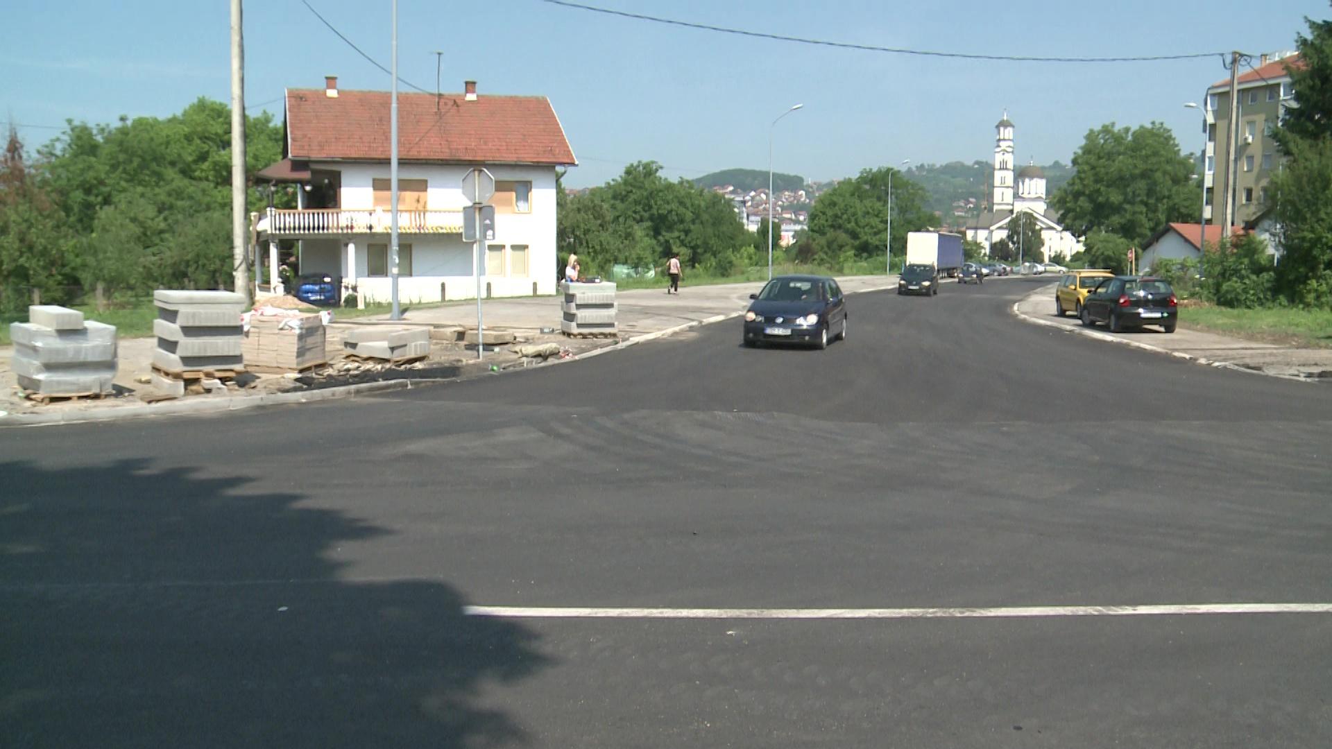Photo of Dobojske ulice u novom ruhu
