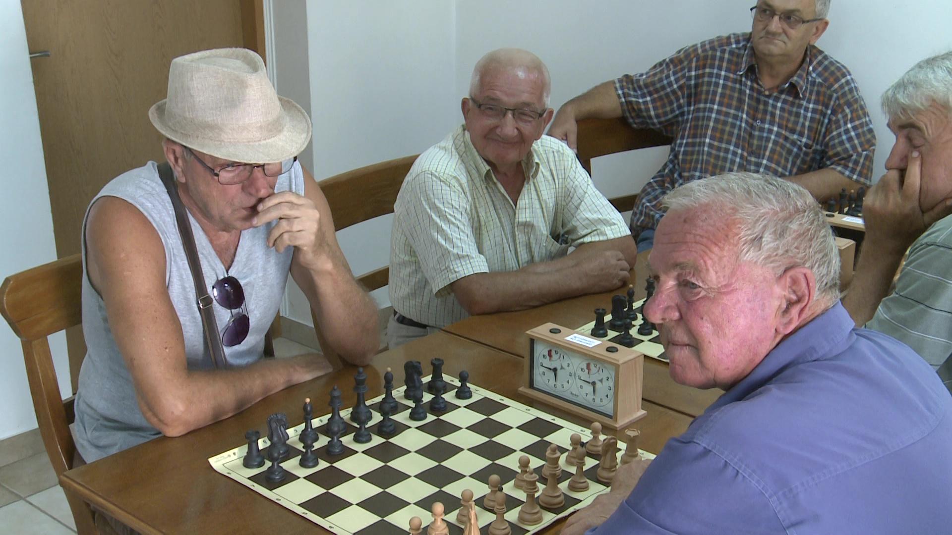 Photo of Peti šahovski turnir okupio veliki broj pripadnika treće dobi