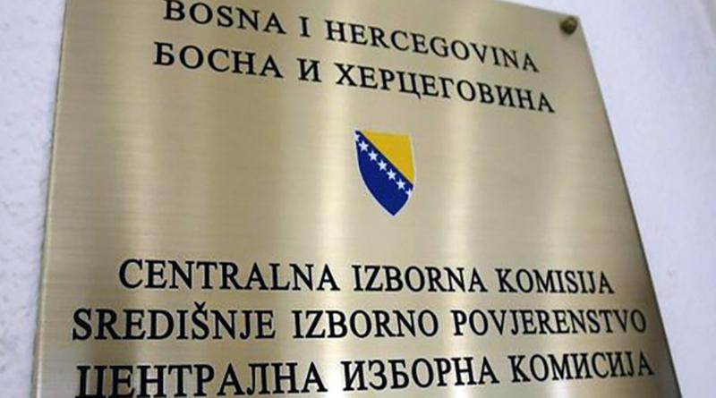 Photo of Danas izbor novog predsjednika CIK-a iz reda srpskog naroda