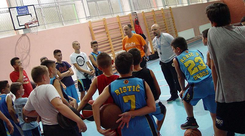 Photo of Košarkaški klub FinDo Doboj vrši upis novih članova