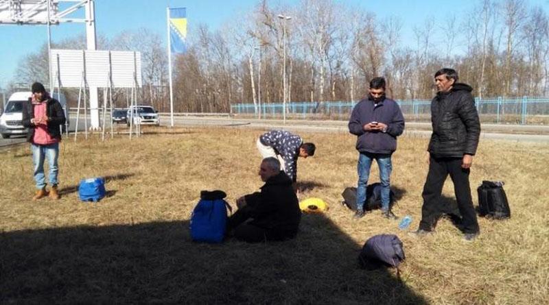 Photo of Migranti ilegalno ušli u Srpsku
