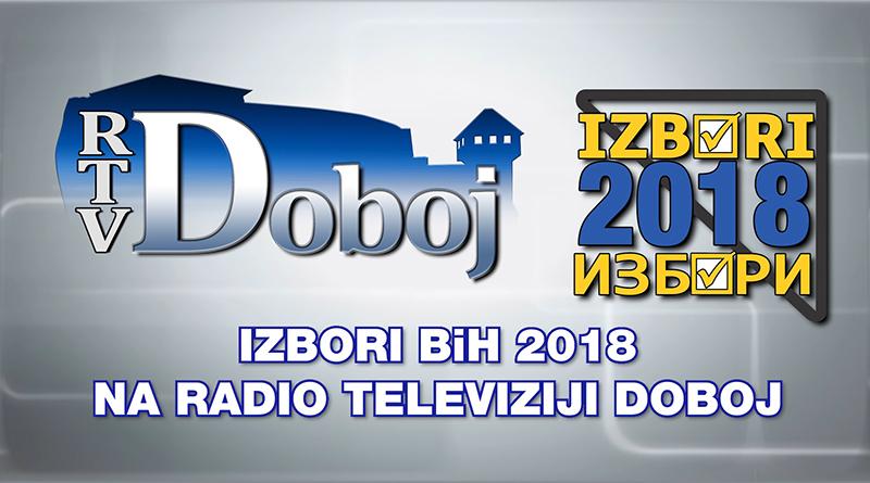 """Photo of Emisija """"Izbori 2018"""" na Televiziji Doboj"""