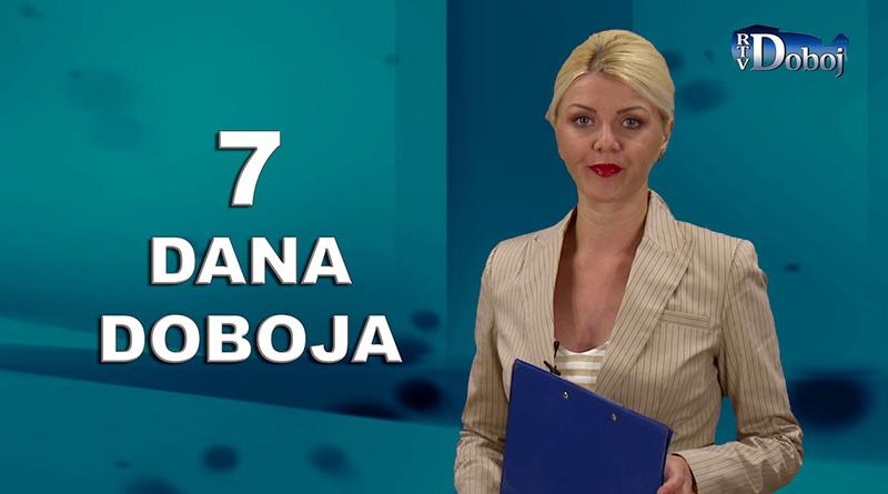 """Photo of Emisija """"7 dana Doboja"""" na RTV Doboj"""