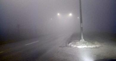 """Vožnja """"vezanih očiju"""": Savjeti za vožnju po magli"""