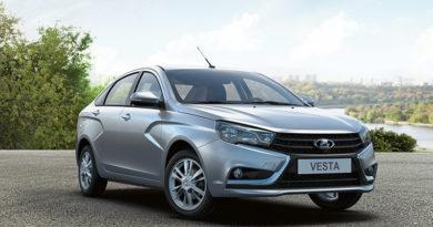 Auto test: Lada Vesta 1.6 16V Lux