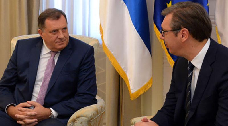 Photo of Dodik kod Vučića: Јedinstveno o važnim pitanjima za opstanak srpskog naroda