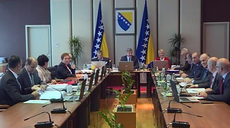 Photo of Savjet ministara o stanju u oblastima migracija