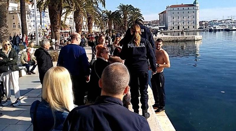 Photo of Policija objavila detalje napada na Zvezdine vaterpoliste u Splitu