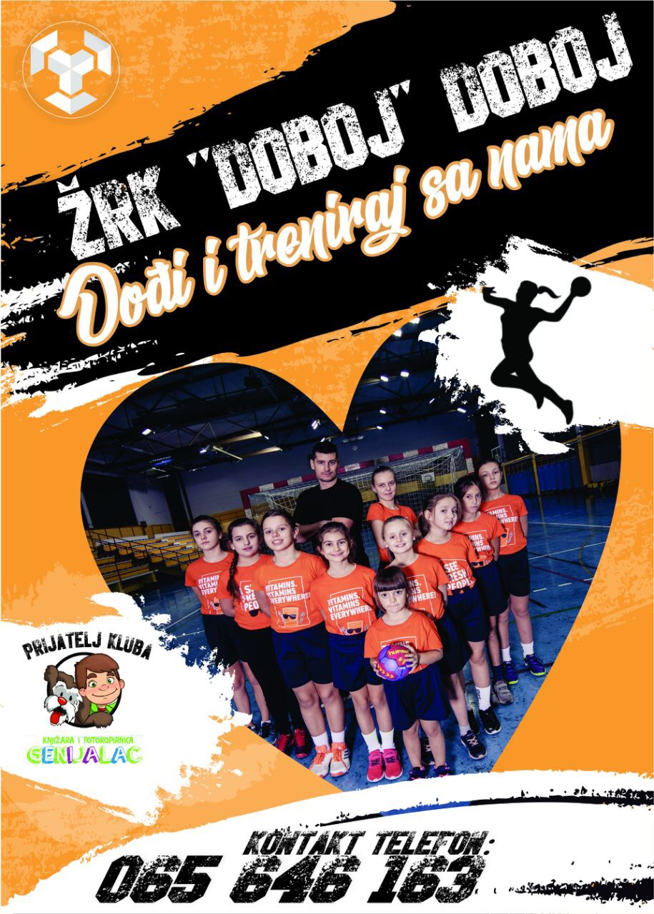 Photo of ŽRK Doboj – Dođi i treniraj sa nama !