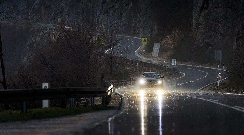 Photo of Snaga emocija: Alfa Romeo Giulia na jednom od najljepših puteva Srbije
