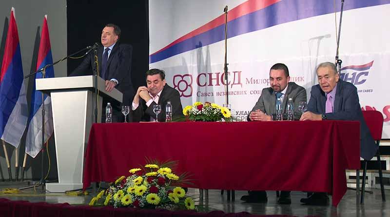 Photo of Dodik: Podrška ideji bolje budućnosti Doboja i Srpske