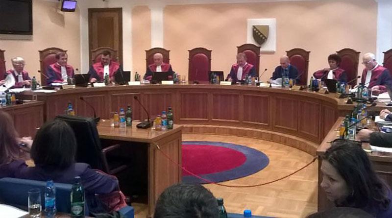Photo of Ustavni sud BiH ponovo o 9. januaru – Danu Republike Srpske