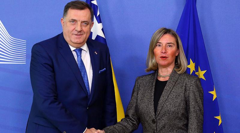 Photo of Dodik danas u Briselu