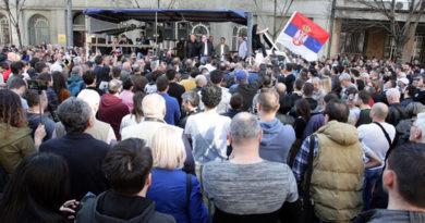 Telegraf: Moskva upozorila Beograd na plan rušenja vlasti