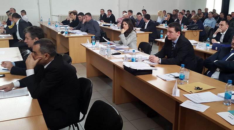 Photo of Sedamnaesta redovna sjednica Skupštine grada Doboja