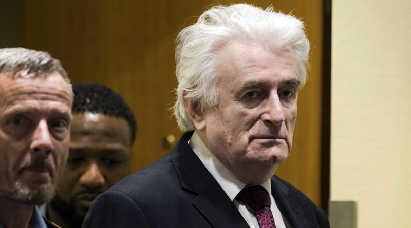 Photo of Karadžić osuđen na kaznu doživotnog zatvora