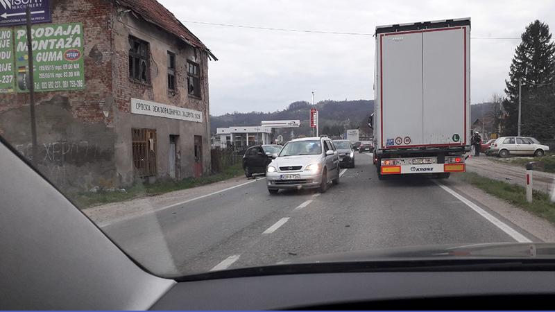 Photo of Saobraćajna nesreća u Rudanci