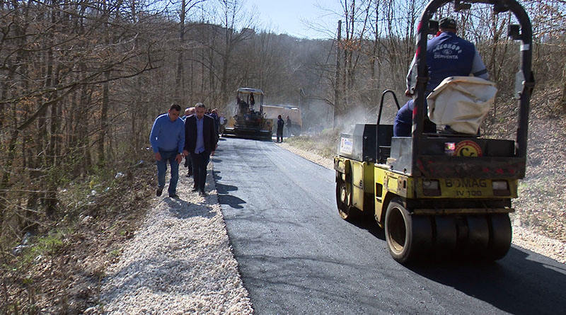 Photo of U Majevcu novi kilometri asfalta