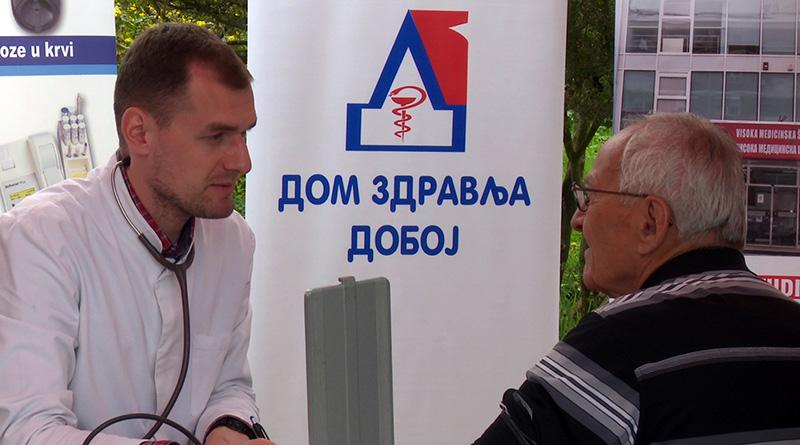 Photo of U Doboju obilježen Svjetski dan zdravlja – 8. april