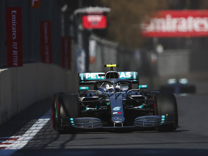 Photo of Formula 1: Dominacija Mercedesa u Bakuu