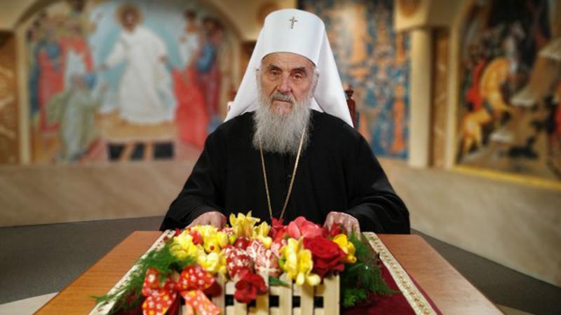 Photo of Vaskršnja poslanica  patrijarha Irineja (VIDEO)