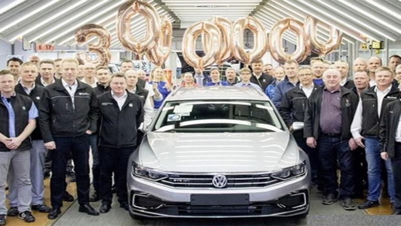 Photo of Proizveden 30-milioniti Volkswagen Passat