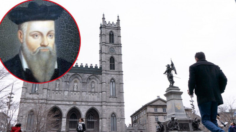 Photo of Da li je Nostradamus predvidio požar u Notr Damu?
