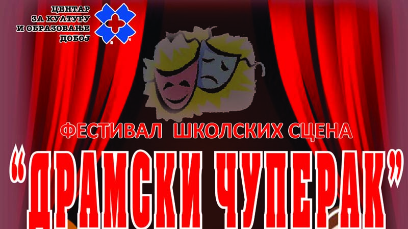"Photo of Festival školskih scena ""Dramski čuperak"""