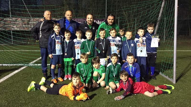 """Photo of Škola fudbala """"Rudanka"""" Doboj Omorika P.E.T. učestvovala na prestižnom turniru u Austriji"""