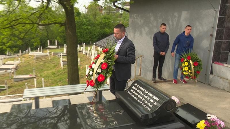 Photo of Obilježavanje deset godina od ubistva Branislava Garića