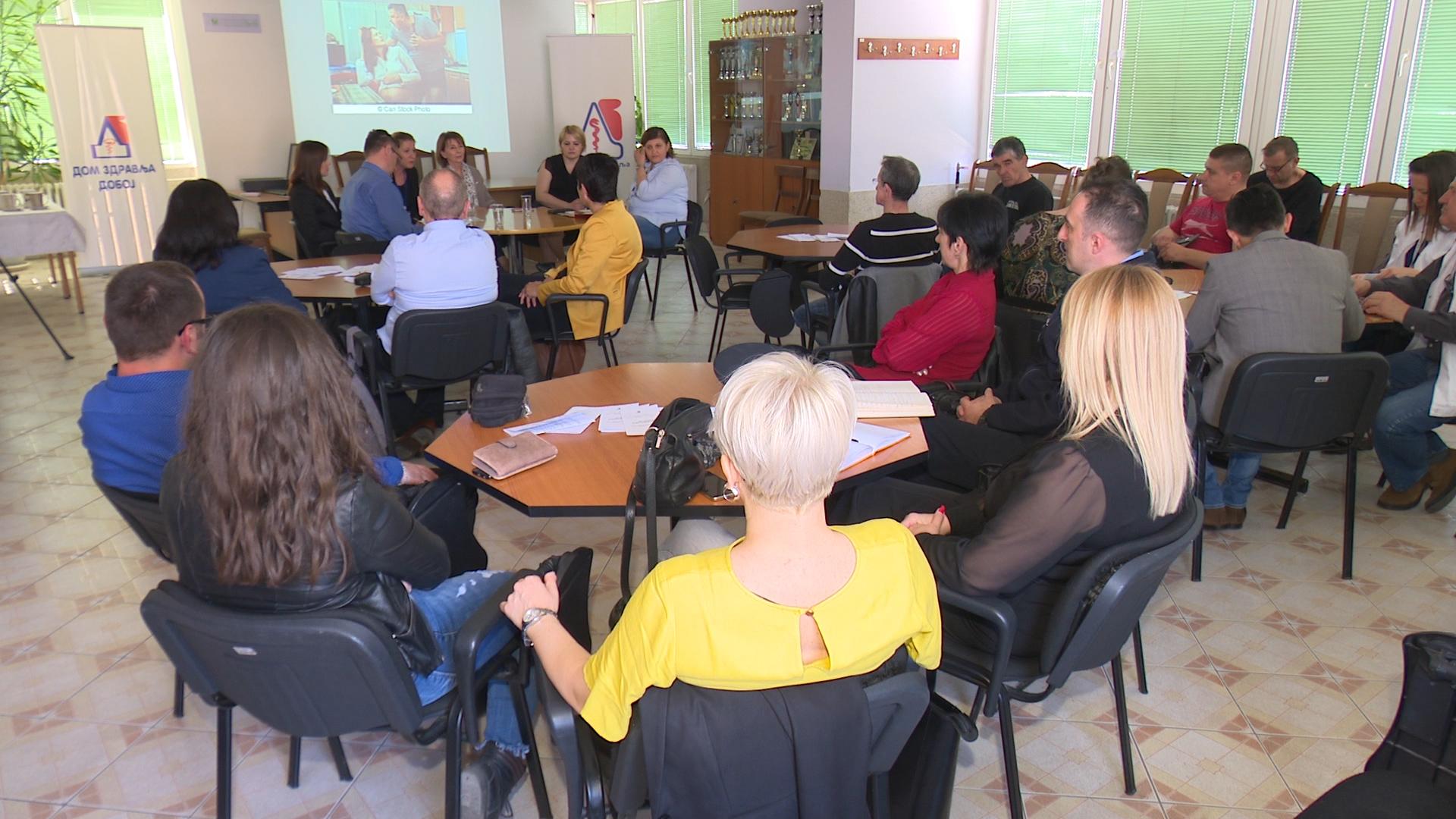 """Photo of Centar za zaštitu mentalnog zdravlja Doboj: Okrugli sto na temu """"Alkohol i nasilje"""""""