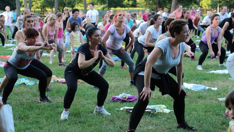 """Photo of Projekat """"Fitnesom do zdravlja"""" – Mjesec besplatnih  treninga u Doboju"""