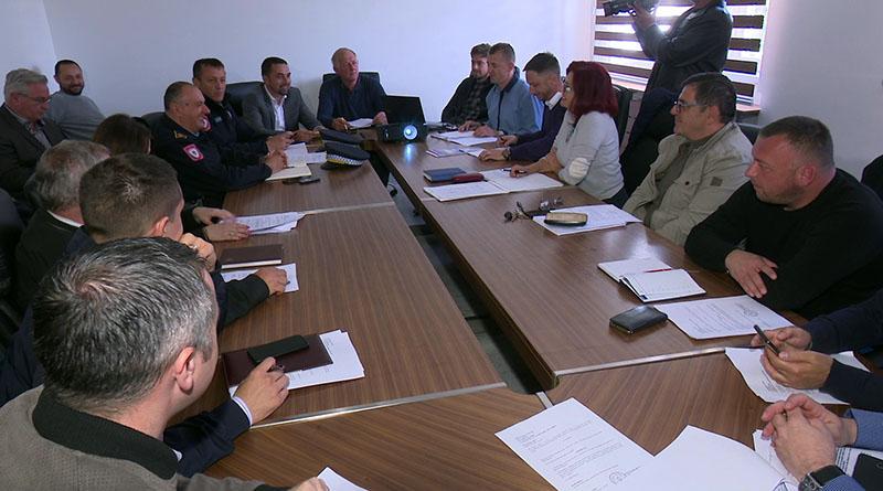 Photo of DOBOJ: Održana sjednica Štaba za vanredne situacije (FOTO)