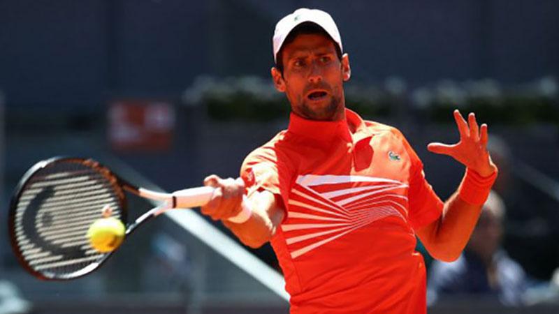 Photo of Novak u polufinalu Madrida, Čilić se povukao (FOTO)