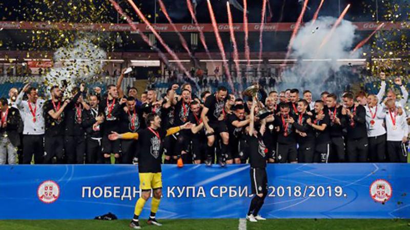 Photo of Partizan osvojio Kup Srbije! (FOTO)