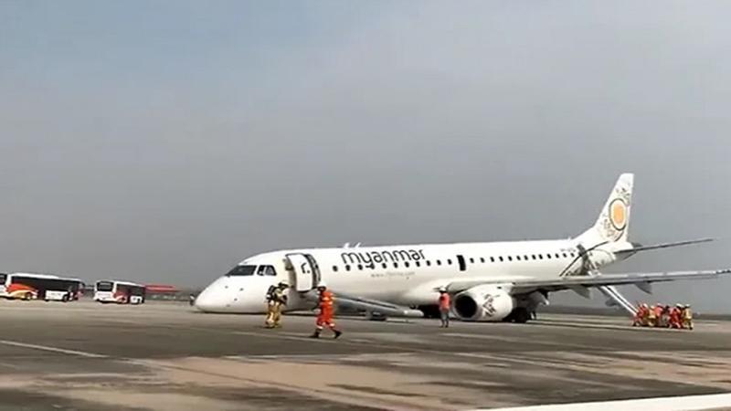 Photo of Pilot prizemljio avion bez prednjih točkova (VIDEO)