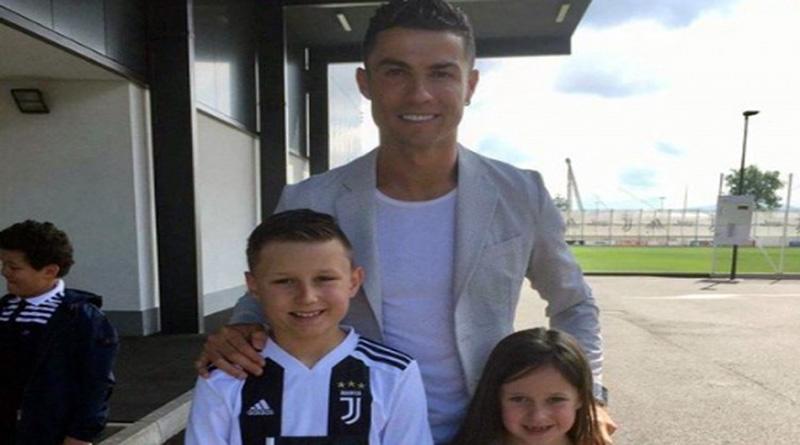 Photo of Ronaldo ispunio želju teško bolesnom dječaku
