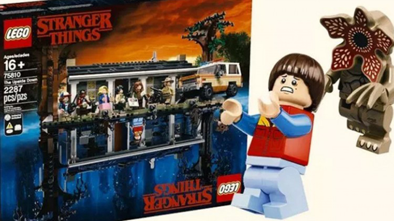 "Photo of Lego paket za sve ljubitelje serije ""Stranger Things"""