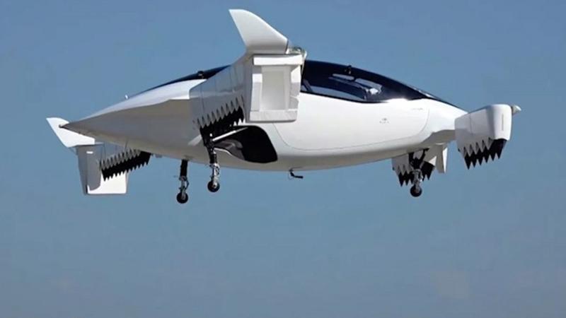 Photo of Liliumov leteći taksi na probnom letu