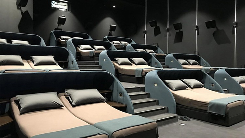 Photo of Bioskop koji nudi jedinstven način gledanja filmova