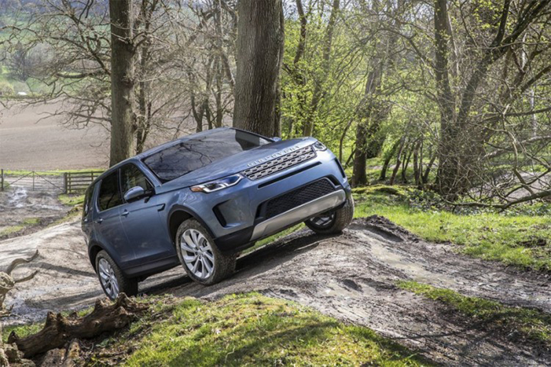 Photo of Predstavljen restilizovani Land Rover Discovery Sport