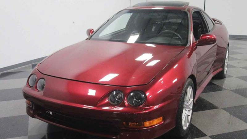 Photo of Ova Honda Integra Type R ima motor V8