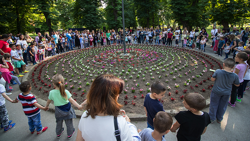 """Photo of U Doboju """"Dani socijalne, porodične i dječije zaštite"""""""