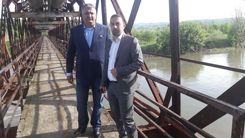 """Photo of Direktor JU """"Vode Srpske"""" Miroslav Milovanović u radnoj posjeti Doboju"""