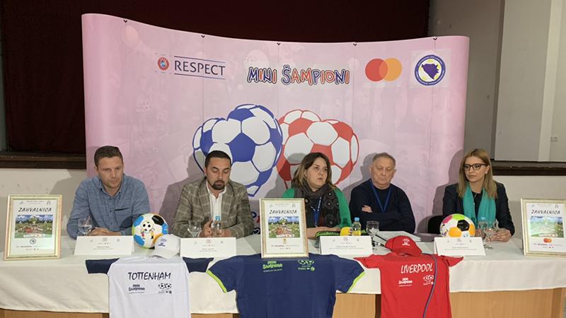 "Photo of DOBOJ: Press konferencijom najavljena manifestacija ""Mini šampioni"""