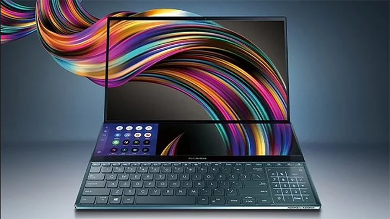 Photo of Asus ZenBook Pro Duo je ekstravagantni laptop s dva 4K ekrana (FOTO)