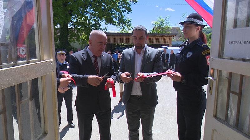 Photo of Otvoren renovirani objekat Staničnog odjeljenja policije u Podnovlju