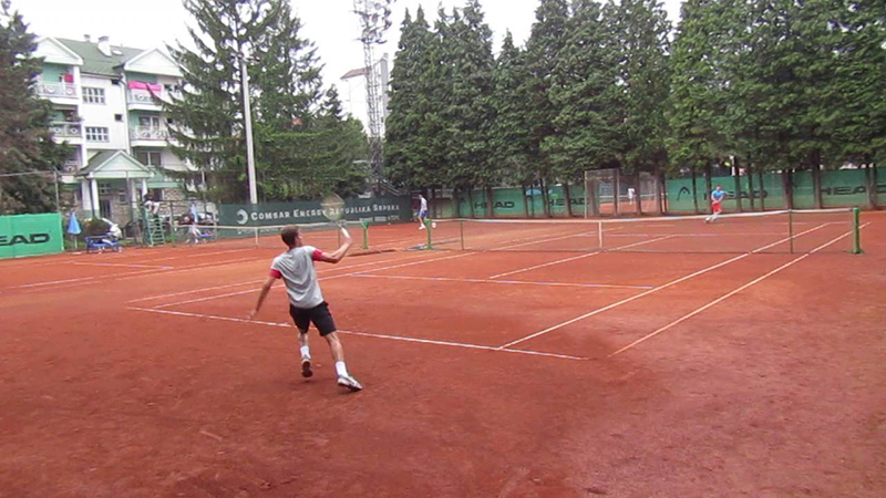 """Photo of O'Konel pobjednik ITF fjučers teniskog turnira """"Doboj open 2019"""""""