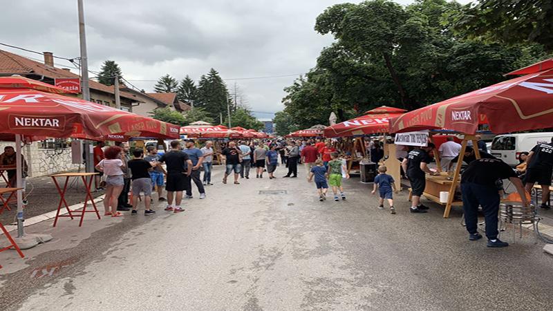"Photo of DOBOJ: Počeo ""Gastro fest Doboj 2019"" (FOTO)"