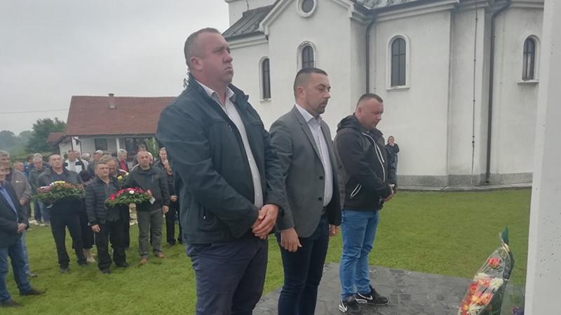 Photo of DOBOJ: U Lipcu služen parastos poginulim borcima Vojske Republike Srpske